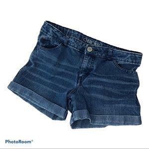 Cherokee Girls Denim Shorts 14/16 XL